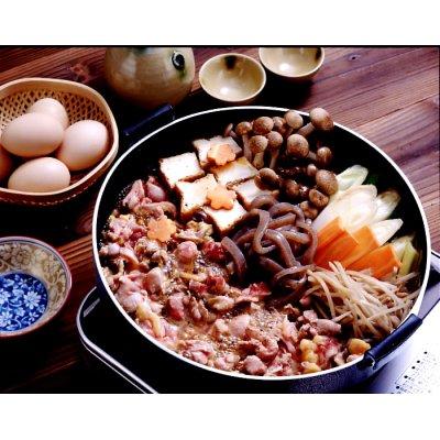 画像3: キジ肉Bセット(キジすき焼き+キジ釜飯の素)